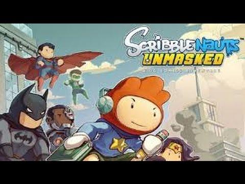 scribblenauts unmasked a dc comics adventure free download pc