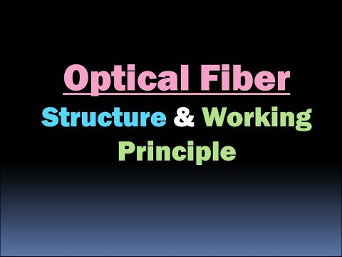 Optical Fiber Working Principle [HD]