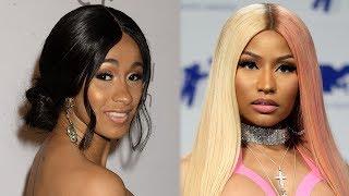 Taylor Swift Nicki Minaj Fans TEAM UP Against Cardi B Here s Why