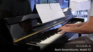 Ibach Konzert Klavier, Modell E2 | Astor Piazzolla - Adios Nonino