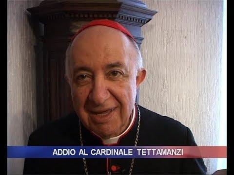 Addio al Cardinale Dionigi Tettamanzi. La sua ultima intervista ai nostri microfoni