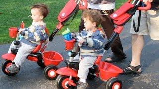 Детский трехколесный велосипед Smart Trike(Детский трехколесный велосипед Smart Trike стал актуальным предложением для родителей детей младшего и дошколь..., 2015-06-03T14:31:17.000Z)