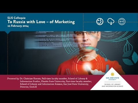 To Russia With Love -- Of Marketing