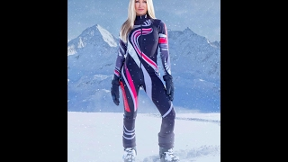 Caprice on Channel 4 The Jump series 4 episode 1