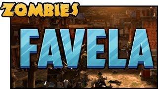 FAVELA ZOMBIES ★ Left 4 Dead 2 (L4D2 Zombie Games)