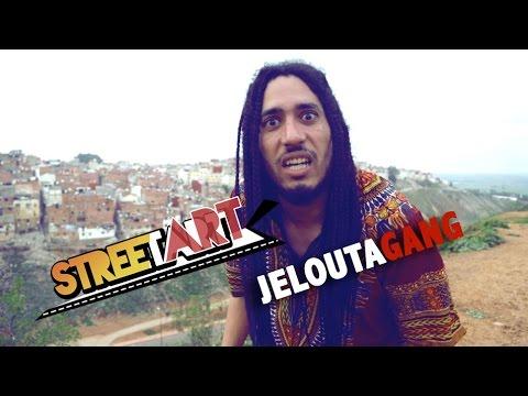 #JELOUTAGANG - (French Montana - It will panic) / #StreetART