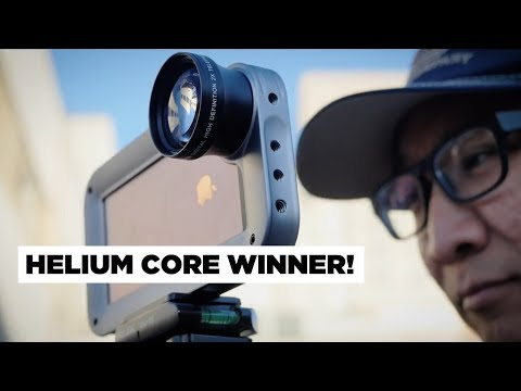 Inspiring Mobile Filmmakers! (Helium Core Winner)