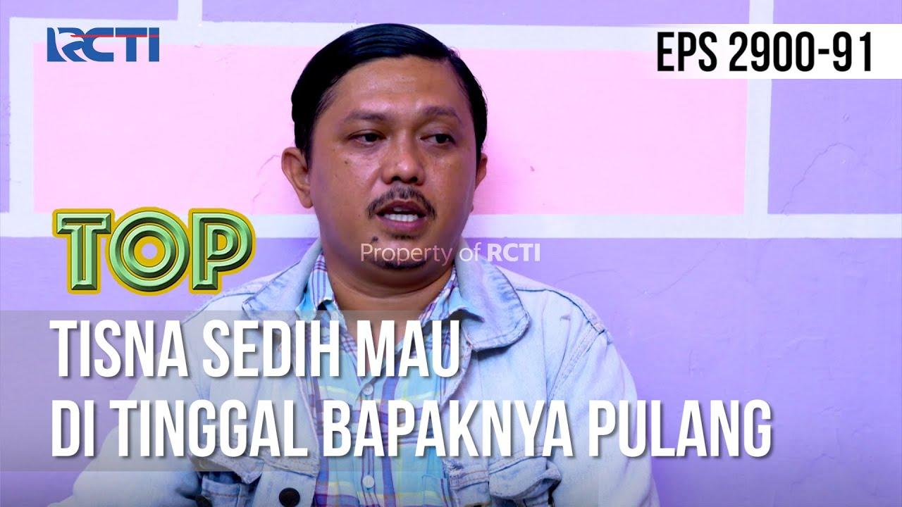 Download Tisna Sedih Mau Di Tinggal Bapaknya Pulang - TUKANG OJEK PENGKOLAN
