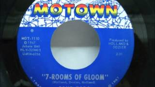 The Four Tops .  7 Rooms Of Gloom..1967.