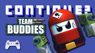 Team Buddies (PlayStation 1) - Continue?