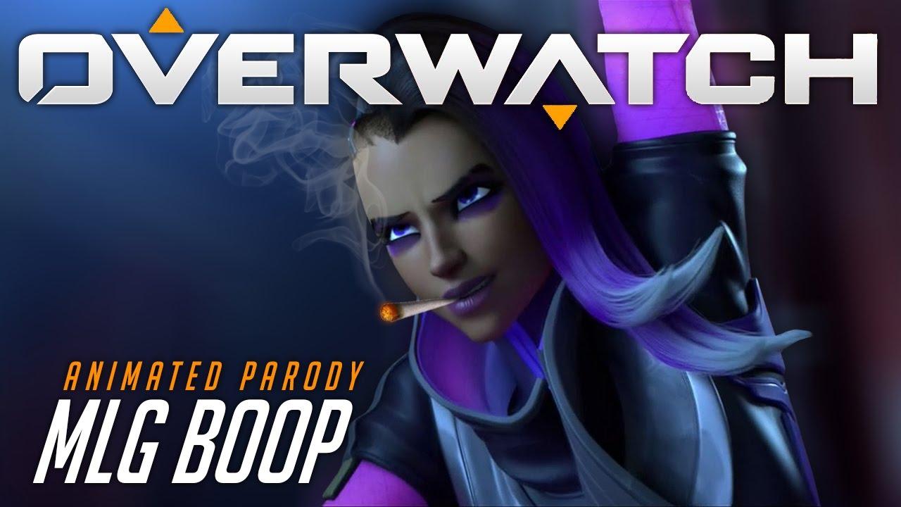 Overwatch Animated Short | MLG Boop