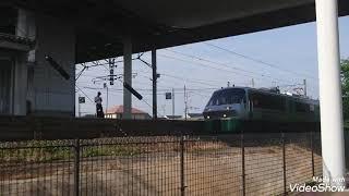 783系CM14+CM25 特急かもめ104号博多・吉塚行 長崎本線神埼駅通過