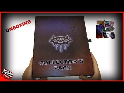 Unboxing Neverwinter Nights Enhanced Collector´s Pack |MondoXbox