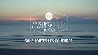 MISTINGUETTE & CO, le clip