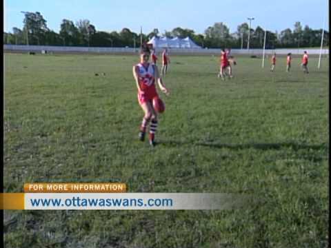 Ottawa Swans Australian Football Club 1