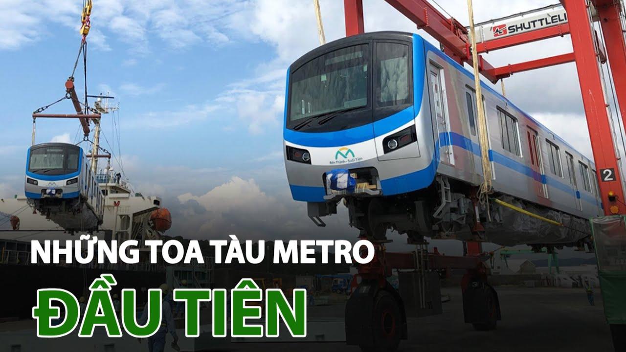 Đoàn tàu metro đầu tiên của Việt Nam có gì? | VTC14