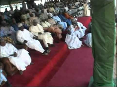 BORNO CENTENARY CELEBRATIONS DURBAR  AND DDA
