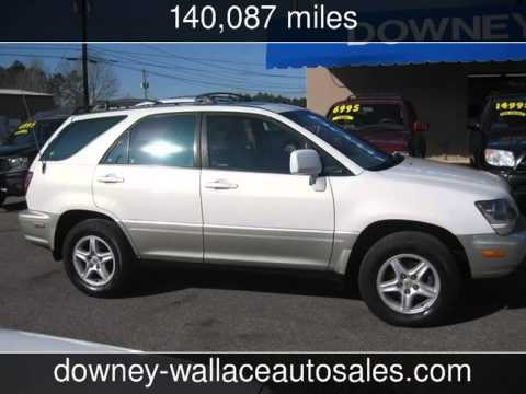 Lexus Rx Luxury Suv Used Cars Mobile Alabama