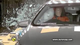 Crash test Toyota Auris. toyota auris 2014 crash test.