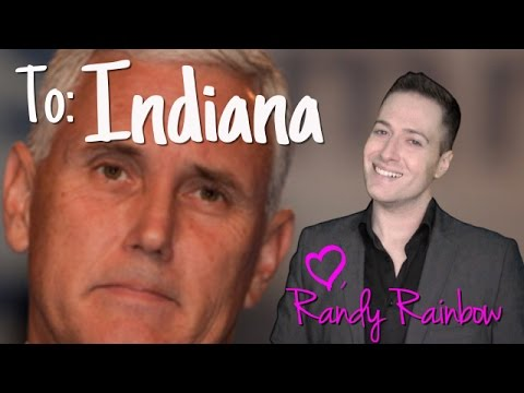 A Song for Indiana - Randy Rainbow