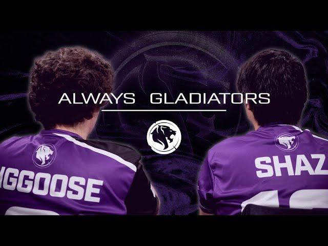 BigGoose Los Angeles Gladiators Overwatch League Jersey