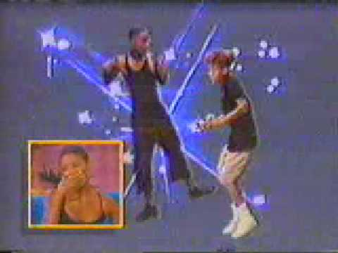 Tupac and Jada Pinkett Smith   1986 Home Video