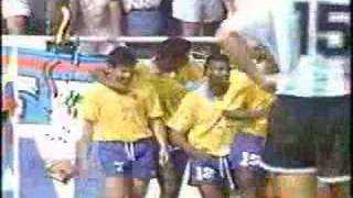 Seleccion Colombia Ivan Rene Valenciano Gol Contra Argentina