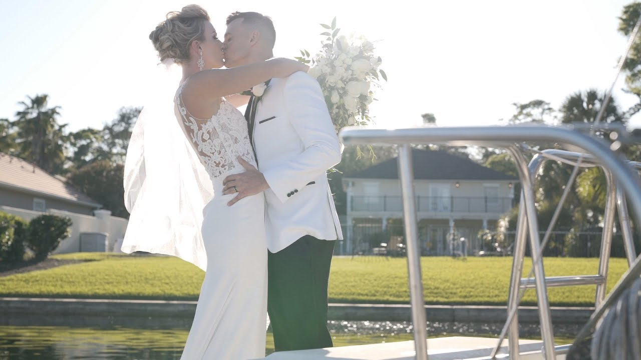 Bethany + Brandon || Queens Harbour Yacht & Country Club , Jacksonville FL || Wedding Film