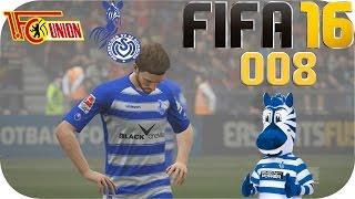 FIFA 16 Karriere MSV Duisburg | Union Berlin | Let's Play Doreax FaceCam