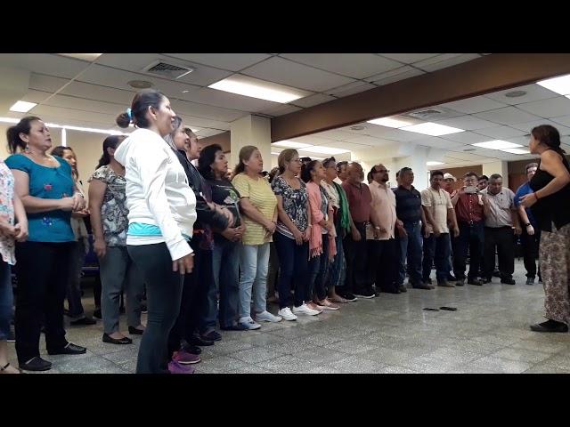 Juegos cantados los 4 elementos (Diplomado de Interculturalidad / INFOD)