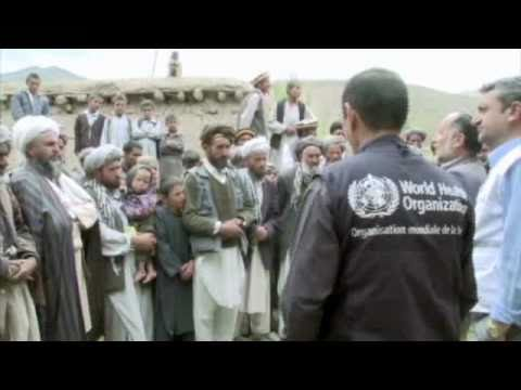 How Afghanistan is coping with humanitarian health crises