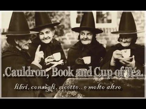 Cauldron, Book and Cup of Tea:  Libri sui Lupi ....o quasi