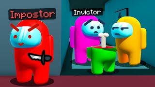 Jugamos AMONG US en ROBLOX 😂 ¿Quién es el impostor de los compas? - Invictor