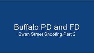 Buffalo Police 08-14-2010 Main & Swan Street (8 People Shot) Part 2/3