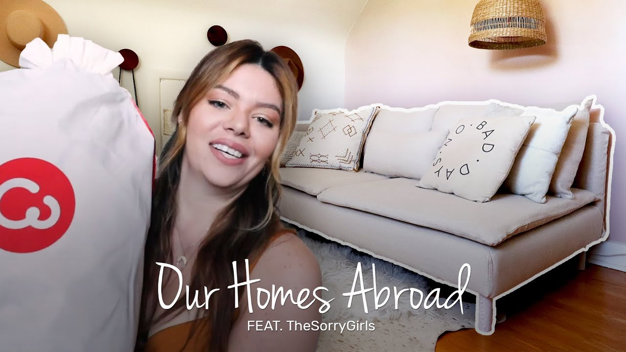 Reviving the IKEA Soderhamn with Brand NEW Sofa Covers | Reviewed by @TheSorryGirls | THA #9
