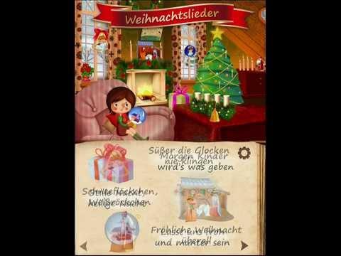 Deutsche Weihnachtslieder App für die ganze Familie