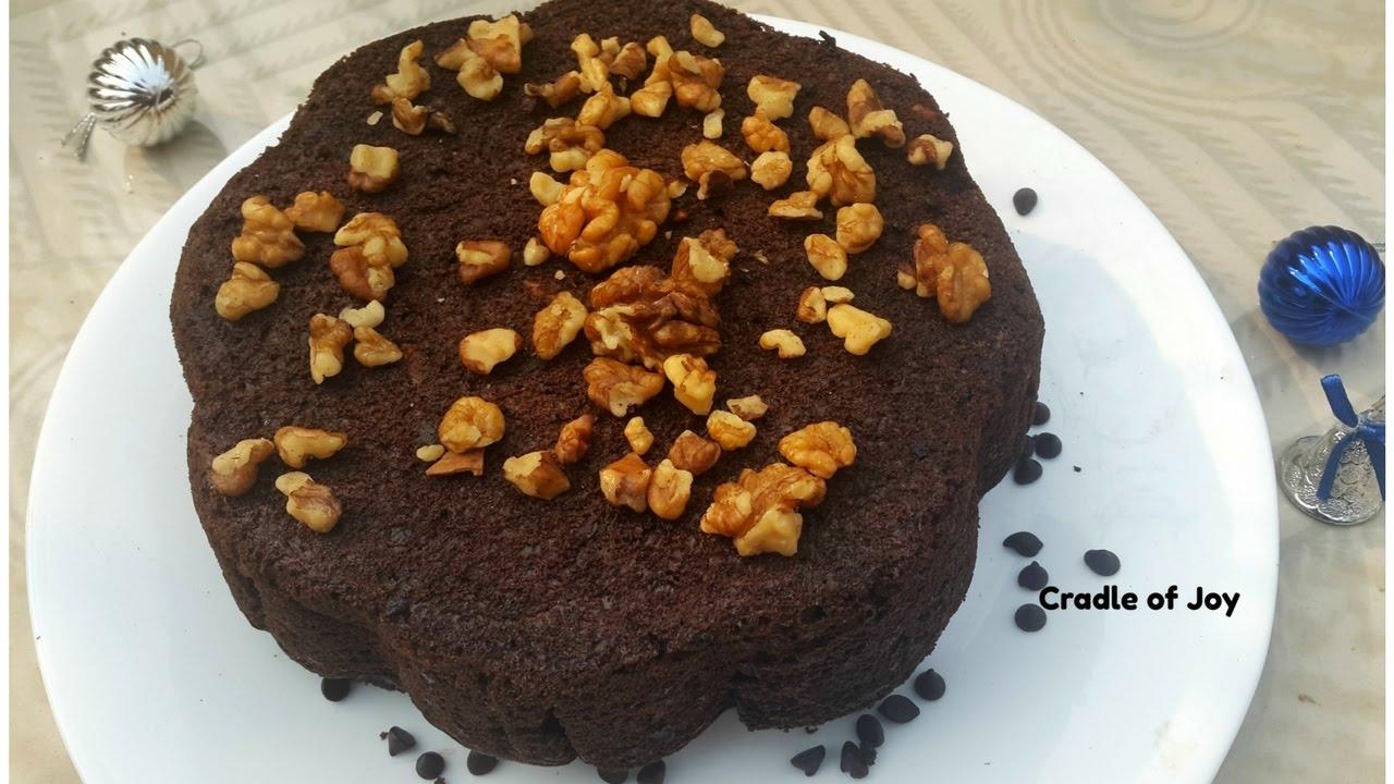 Walnut Cake Recipe Easy Youtube