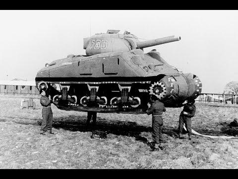 Самые необычные танки Второй мировой войны Мир ИноСМИ