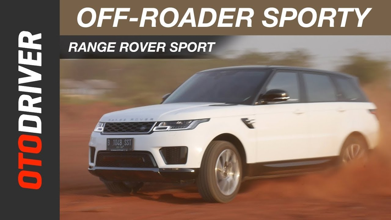 Range Rover Sport >> Range Rover Sport 2018 Review Indonesia Otodriver