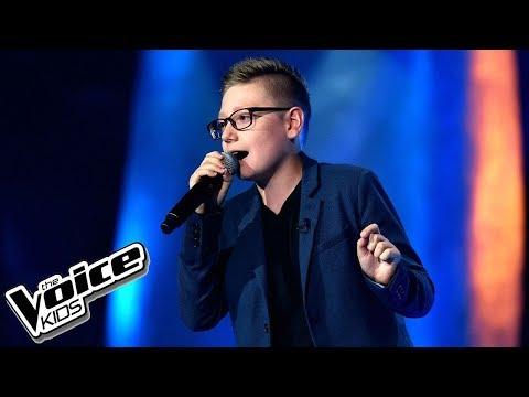 """Krystian Gontarz – """"Nic do stracenia"""" – Przesłuchania w ciemno – The Voice Kids Poland"""