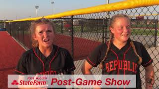 Post-Game Show - Softball vs. Joplin