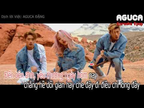 [Karaoke Việt] HOLA HOLA - KARD