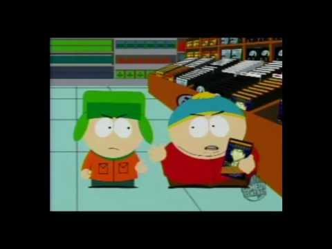Southpark Walmart DVD Sale
