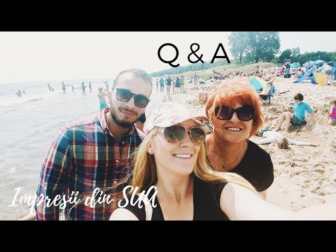 Q & A cu mama si Mario | Impresii si pareri dupa prima vizita in SUA