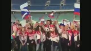 Сергей Лазарев в Сочи стадион Фишт и Bolshoy Ice Dome 04.03.2017г