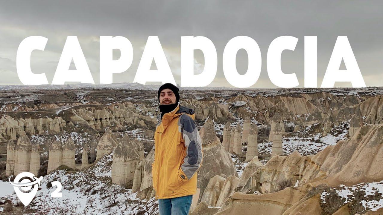 CAPADOCIA PARTE 2: Love Valley, fiasco aerostático, nos perdemos por el monte y más | vdeviajar.com