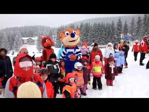 Patty Ski Funpark Ski school in Park Snow Donovaly