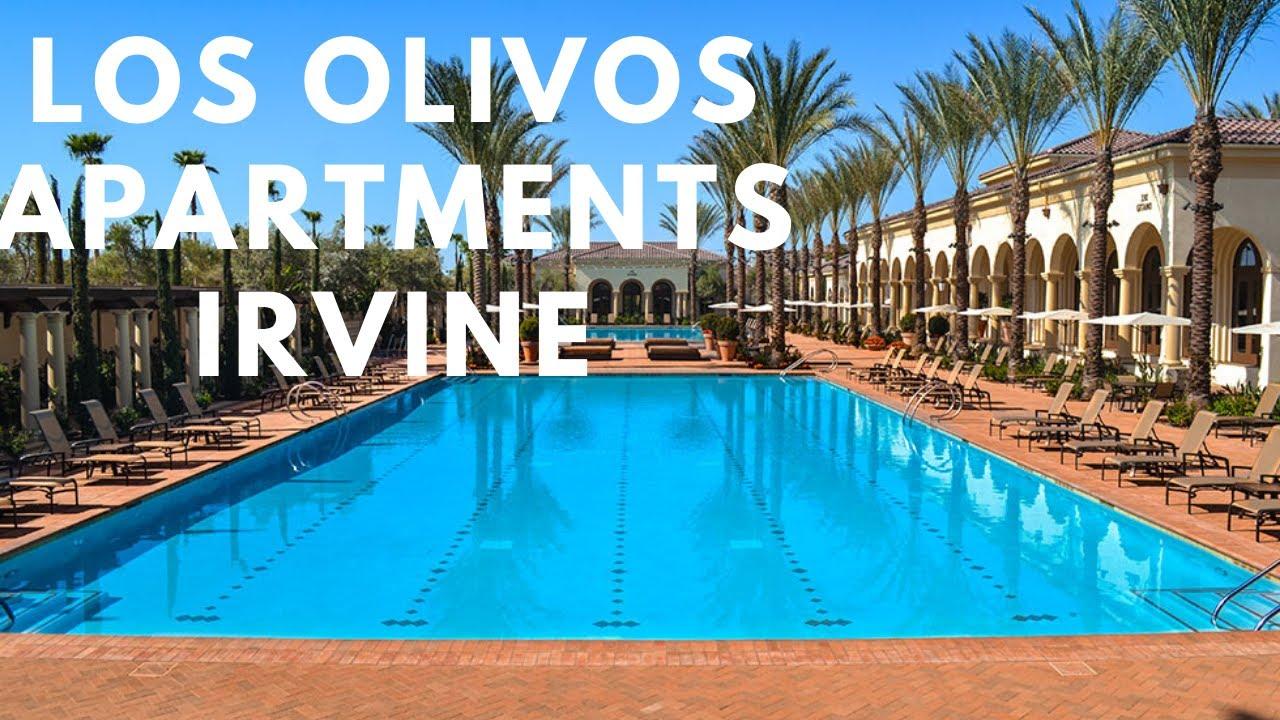 Tour Of Los Olivos Apartments In Irvine California