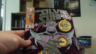 Foil Covers #1 - Silver Surfer 50th Anniversary Edition