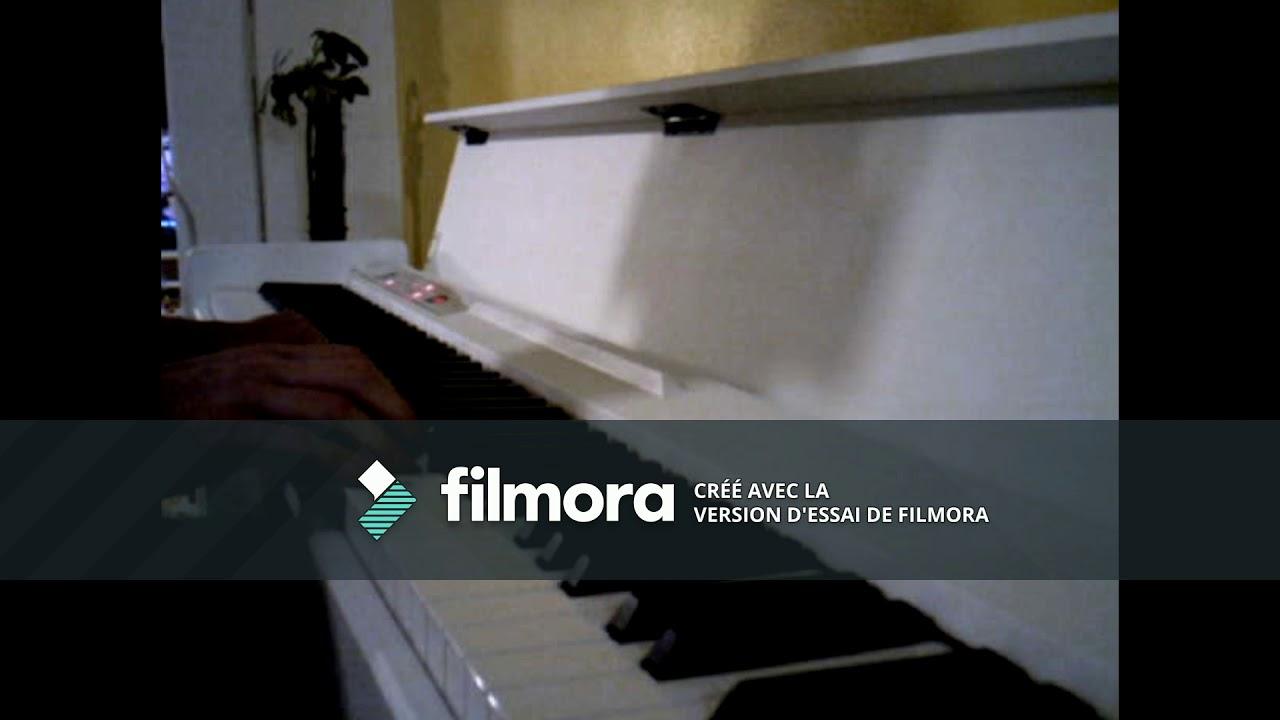 SIA, Chandelier piano version par Laurent Callens - YouTube
